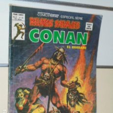 Comics : RELATOS SALVAJES VOL. 1 Nº 75 CONAN EL BARBARO LAGRIMAS NEGRAS - VERTICE. Lote 121101635