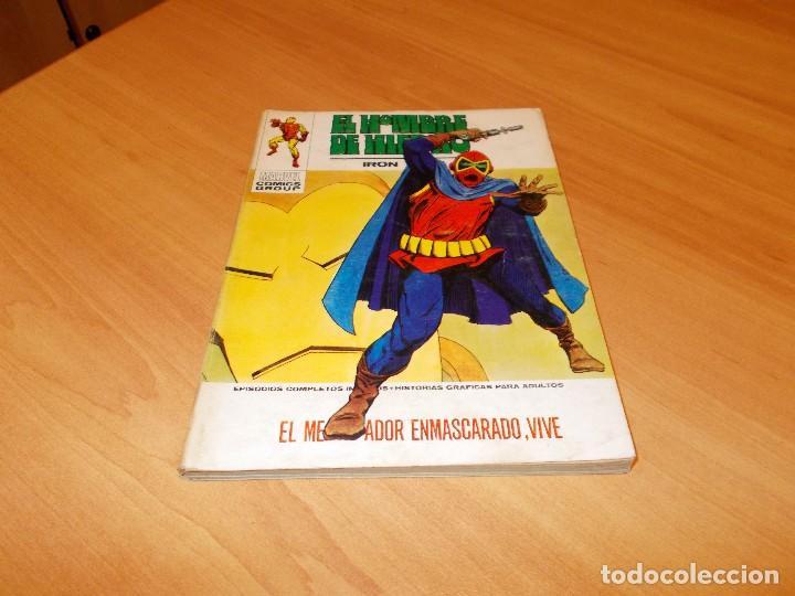 EL HOMBRE DE HIERRO V.1 Nº 31 (Tebeos y Comics - Vértice - Hombre de Hierro)