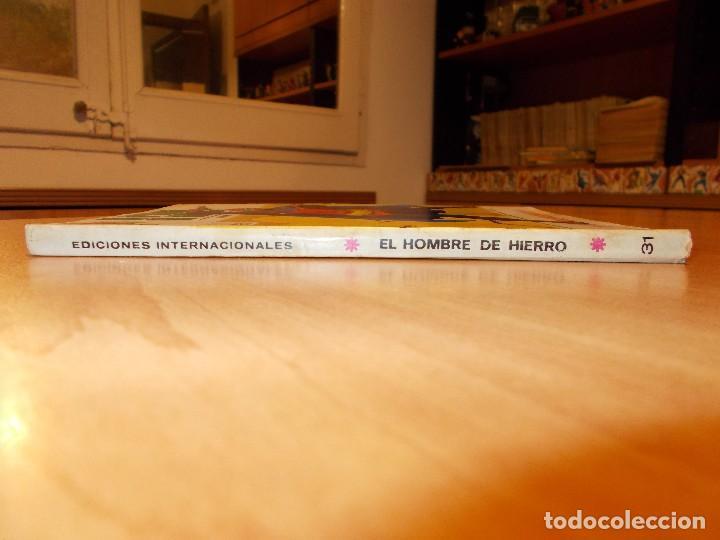 Cómics: EL HOMBRE DE HIERRO V.1 Nº 31 - Foto 2 - 173809403