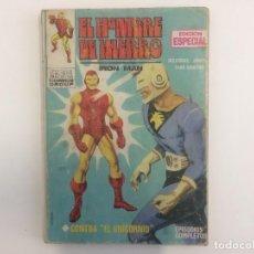 Cómics: VERTICE TACO - EL HOMBRE DE HIERRO - CONTRA EL UNICORNIO Nº 2 (MARVEL COMIC GROUP). Lote 121111495