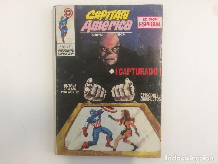 VERTICE TACO - CAPITAN AMERICA - ¡CAPTURADO! Nº 2 (MARVEL COMIC GROUP) (Tebeos y Comics - Vértice - Capitán América)