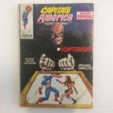 Cómics: VERTICE TACO - CAPITAN AMERICA - ¡CAPTURADO! Nº 2 (MARVEL COMIC GROUP). Lote 121112111