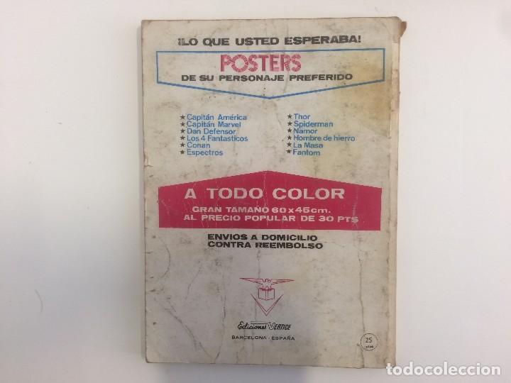 Cómics: VERTICE TACO - NAMOR - A MERCED DE LOS DIABLOS DEL MAR Nº 27 (MARVEL COMIC GROUP) - Foto 2 - 121114511