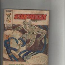 Cómics: LOS 4 FANTASTICOS-VERTICE-B Y N-AÑO 1973-FORMATO PRESTIGE-Nº 61-ESTE MUNDO ESCLAVISADO. Lote 121121563