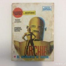 Cómics: VERTICE TACO - SELECCIONES VERTICE DE AVENTURAS - ARCHIE - EL HERMANO DE ARCHIE Nº 34. Lote 121123447