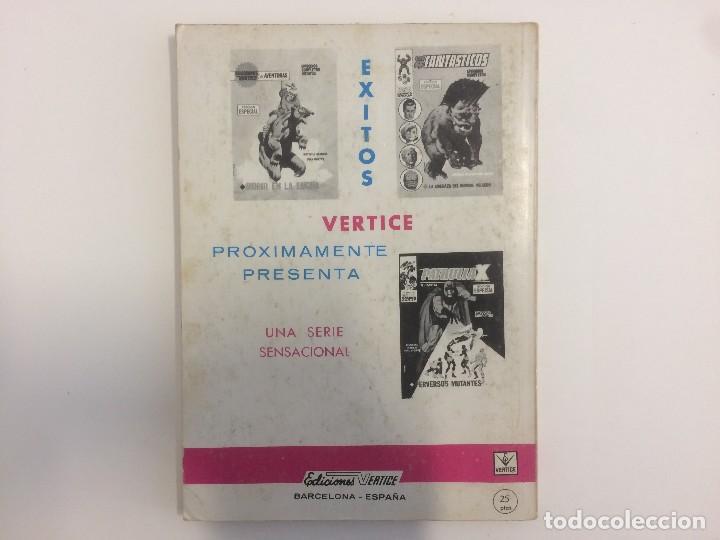Cómics: VERTICE TACO - ZARPA DE ACERO - MENSAJEROS SINIESTROS Nº 25 - Foto 2 - 121124147