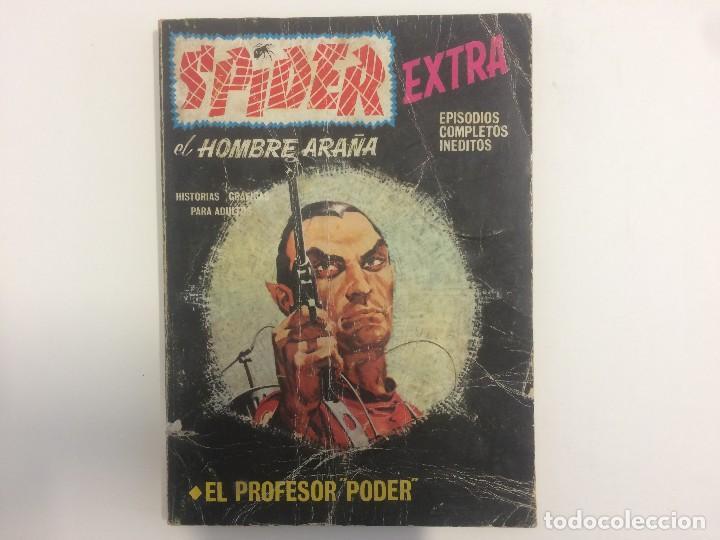 VERTICE TACO - SPIDER - EL PROFESOR PODER Nº 17 (Tebeos y Comics - Vértice - V.1)