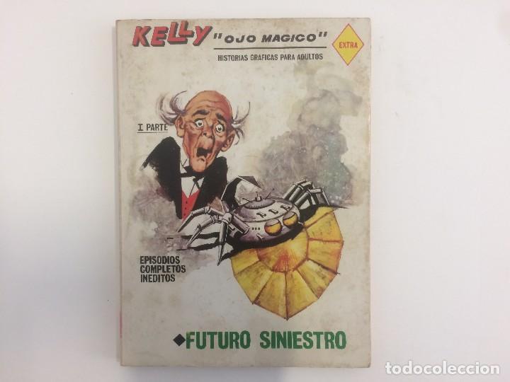 VERTICE TACO - KELLY OJO MAGICO - FUTURO SINIESTRO Nº 14 (Tebeos y Comics - Vértice - Otros)