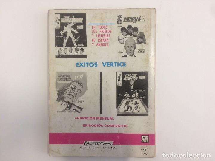 Cómics: VERTICE TACO - KELLY OJO MAGICO - FUTURO SINIESTRO Nº 14 - Foto 2 - 121125399