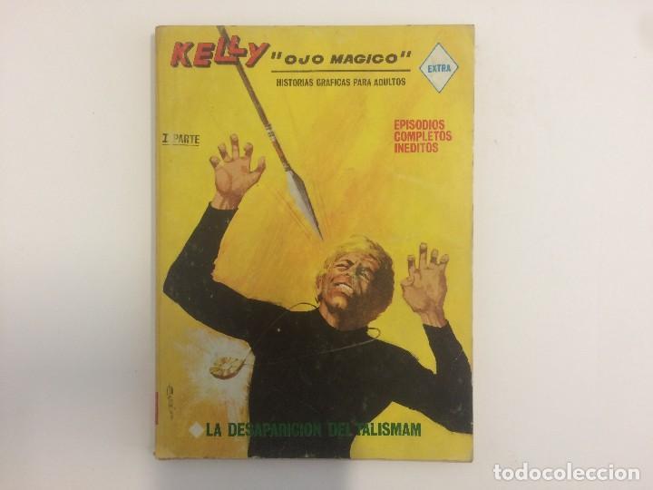 VERTICE TACO - KELLY OJO MAGICO - LA DESAPARICION DEL TALISMAN Nº 12 (Tebeos y Comics - Vértice - Otros)