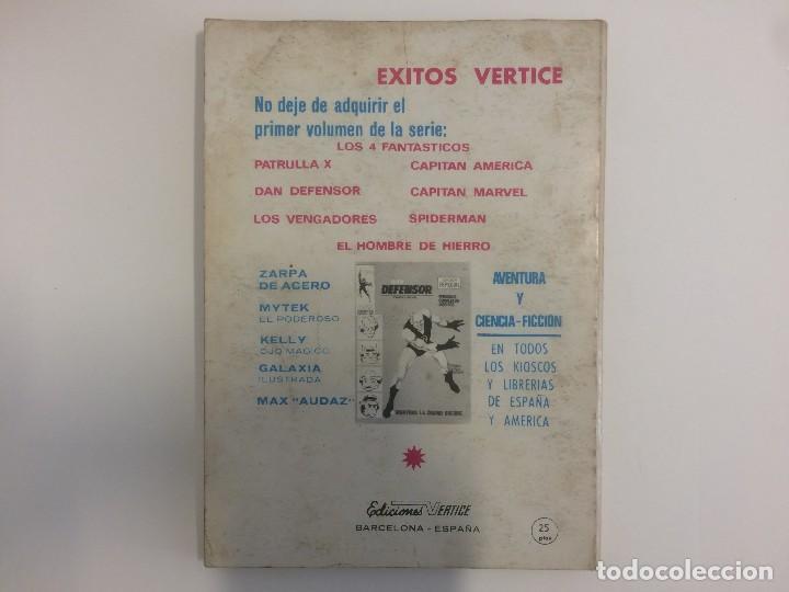 Cómics: VERTICE TACO - KELLY OJO MAGICO - EL PODER DE LOS ROBOTS Nº 15 - Foto 2 - 121126083
