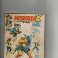 Cómics: PATRULLA X-VERTICE-AÑO 1972-B Y N-FORMATO PRESTIGE-Nº 17-DESASTRE. Lote 121143175