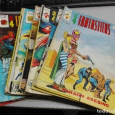 Cómics: LOS 4 FANTÁSTICOS VOL. 3 / LOTE CON 19 NÚMEROS / VÉRTICE. Lote 121257859