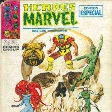 Cómics: HEROES MARVEL VERTICE VOL.1 Nº6 VISPERAS DE MUERTE. Lote 48865586