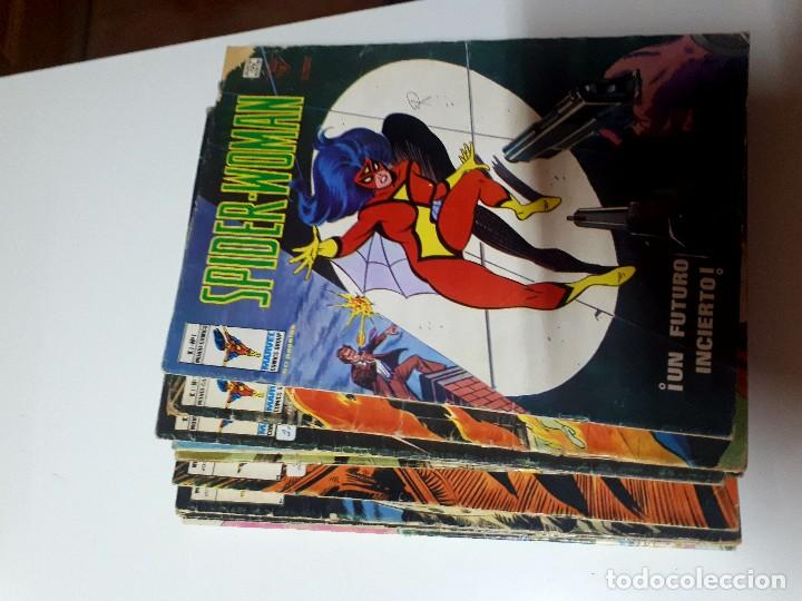 SPIDERWOMAN VOL.1 VERTICE. (Tebeos y Comics - Vértice - V.1)
