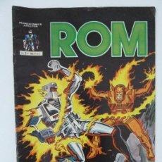 Cómics: ROM. Nº 2. Lote 121339215