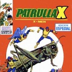 Cómics: PATRULLA X- V-2- Nº 9 - LA PLAGA DE LANGOSTA 1972-ROY THOMAS- DICK AYERS-REGULAR-RARO-LEAN-8782. Lote 121442526