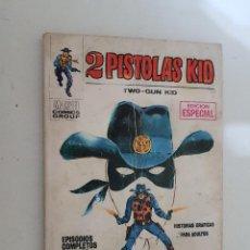 Cómics: 2 PISTOLAS KID. Nº 1. VERTICE.. Lote 121451587
