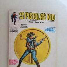 Cómics: 2 PISTOLAS KID. Nº 2. IMPECABLE. VERTICE.. Lote 121451923