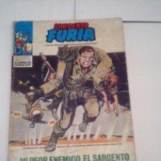 Cómics: SARGENTO FURIA - VERTICE - VOLUMEN 1- NUMERO 10 - CJ 87 - GORBAUD. Lote 121494843