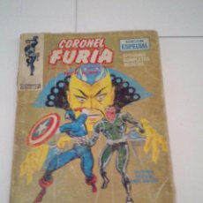 Cómics: CORONEL FURIA - VERTICE - VOLUMEN 1- NUMERO 16 - CJ 87 - GORBAUD . Lote 121495051