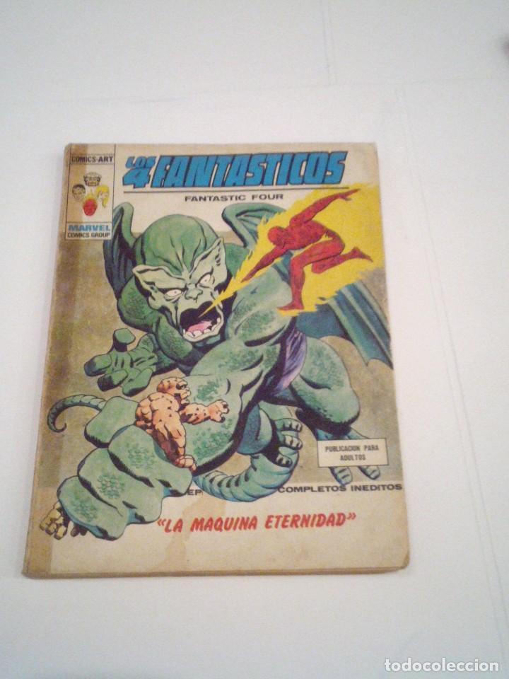 LOS 4 FANTASTICOS - VERTICE - VOLUMEN 1 - NUMERO 67 - CJ 92 - GORBAUD (Tebeos y Comics - Vértice - 4 Fantásticos)
