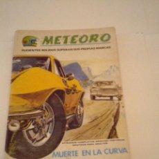 Cómics: METEORO - VERTICE - VOLUMEN 1 - NUMERO 12 - BE - CJ 87 - GORBAUD. Lote 121527607