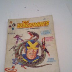 Cómics: LOS VENGADORES - VERTICE - VOLUMEN 1 - NUMERO 18 - CJ 87 - GORBAUD. Lote 121527939