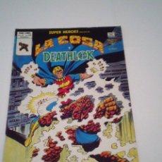 Cómics: SUPER HEROES - VOLUMEN 2 - VERTICE - NUMERO 120 - VERTICE - BUEN ESTADO - CJ 98 - GORBAUD. Lote 121529439
