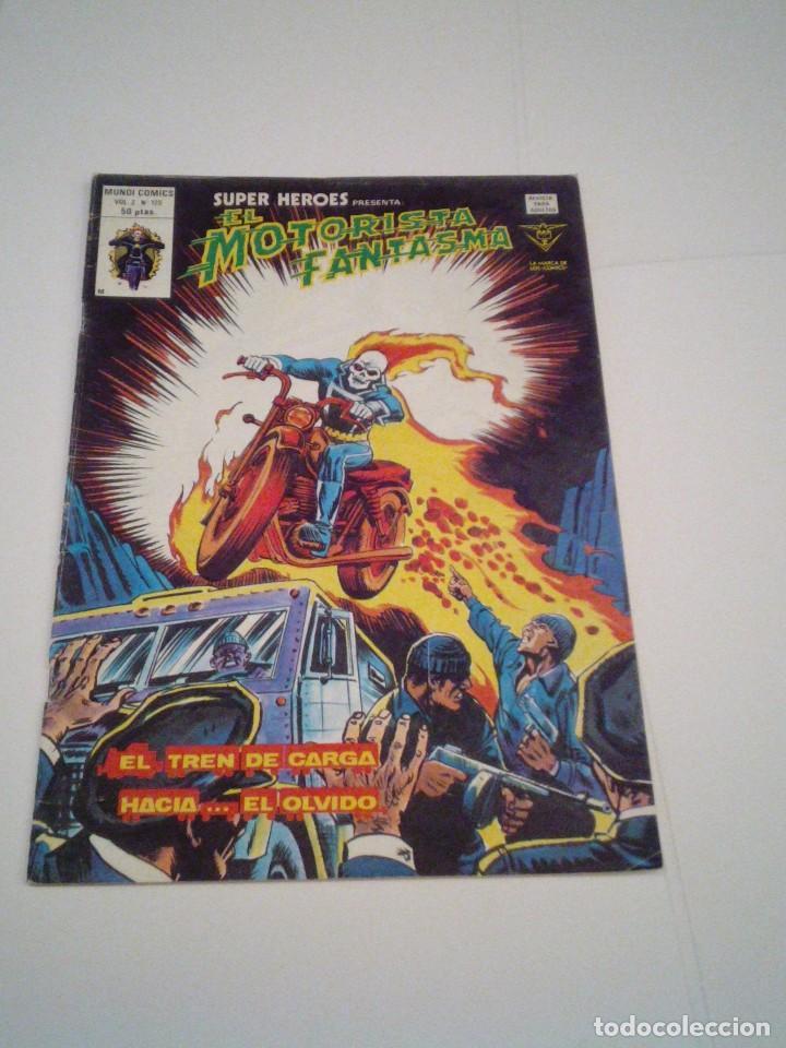 SUPER HEROES - VERTICE - VOLUMEN 2 - NUMERO 125 - CJ 98 - GORBAUD (Tebeos y Comics - Vértice - Super Héroes)