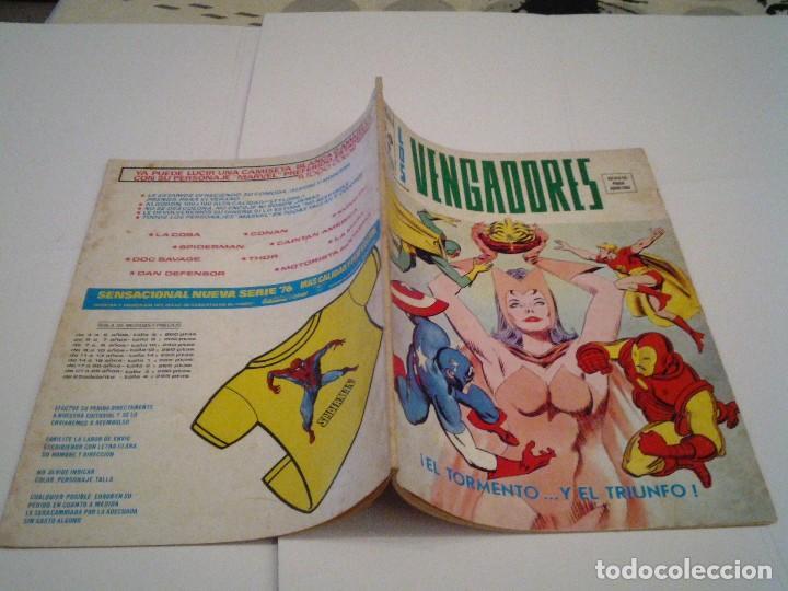 Cómics: LOS VENGADORES - VERTICE - VOLUMEN 2 - NUMERO 23 - CJ 98 - GORBAUD - Foto 5 - 121532447