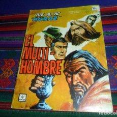 Cómics: VÉRTICE GRAPA MAX AUDAZ Nº 15. EL MULTI-HOMBRE. 10 PTS. 1995. REGALO Nº 10. BUEN ESTADO.. Lote 121613423