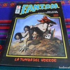 Cómics: MUY BUEN ESTADO. VÉRTICE VOL. 1 FANTOM Nº 6. 25 PTS. 1972. LA TUMBA DEL HORROR.. Lote 121618503