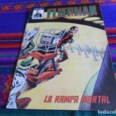 Cómics: VÉRTICE MUNDICÓMICS COLOR FLIERMAN Nº 4 SPIDER. 90 PTS. 1981. LA RAMPA MORTAL. BUEN ESTADO.. Lote 121633951