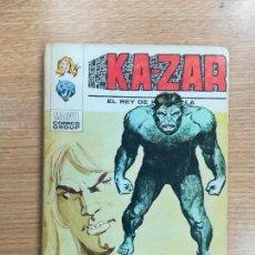 Cómics: KA-ZAR #3 MAA-GOR EL HOMBRE MONO (VERTICE). Lote 121639371
