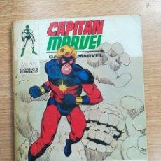 Cómics: CAPITAN MARVEL #11 TRAICION (VERTICE). Lote 121640367