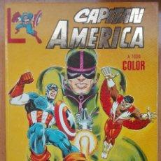 Cómics: CAPITAN AMERICA.RETAPADO N°1.180 PAGINAS A TODO COLOR.MUY DIFICIL DE CONSEGUIR. Lote 121698027