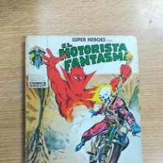 Cómics: SUPER HEROES #4 MOTORISTA FANTASMA CHOCA ESOS CINCO SATAN (VERTICE). Lote 121734791