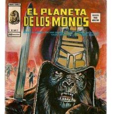 Cómics: EL PLANETA DE LOS MONOS. VOL.2. Nº 17. MUNDICOMICS. (ST/C76). Lote 121742379