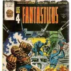 Cómics: LOS CUATRO FANTASTICOS. VOL.3. Nº 29. MUNDICOMICS. (ST/C76). Lote 121742743