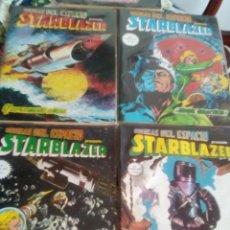 Cómics: STARBLAZER ODISEA DEL ESPACIO LEER DESCRIPCION. Lote 121795287