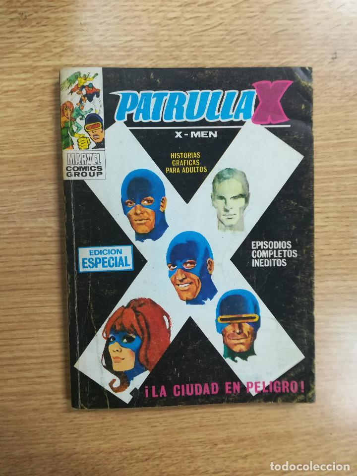 PATRULLA X #10 LA CIUDAD EN PELIGRO (VERTICE) (Tebeos y Comics - Vértice - Patrulla X)