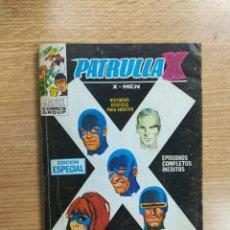 Cómics: PATRULLA X #10 LA CIUDAD EN PELIGRO (VERTICE). Lote 186395666