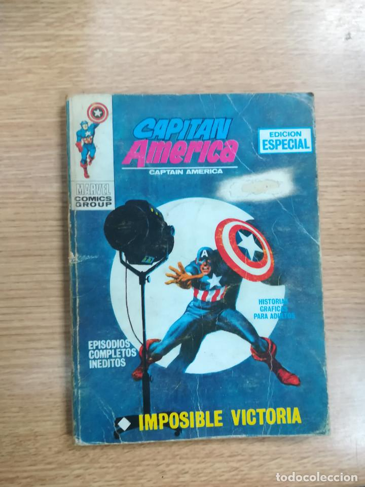 CAPITAN AMERICA #13 IMPOSIBLE VICTORIA (VERTICE) (Tebeos y Comics - Vértice - Capitán América)