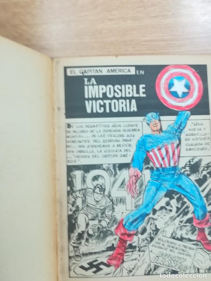 Cómics: CAPITAN AMERICA #13 IMPOSIBLE VICTORIA (VERTICE) - Foto 2 - 121852523