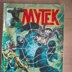 Cómics: MYTEK EL PODEROSO 11 LINEA 83 SURCO ÚLTIMO NUMERO Y MUY DIFICIL. Lote 121862875
