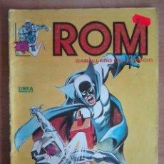 Cómics: ROM CABALLERO DEL ESPACIO 3 SURCO LINEA 83 (1983). Lote 121872127