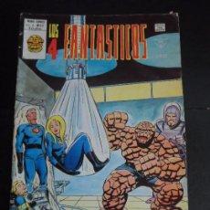 Comics : LOS 4 CUATRO FANTASTICOS Nº 23 EDICIONES VERTICE VOLUMEN 3. Lote 121898255