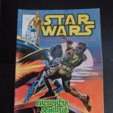 Cómics: STAR WARS. LA GUERRA DE LAS GALAXIAS Nº 6 ENCUENTRO SOMBRIO ED. SURCO VERTICE 1983. Lote 121898791