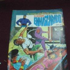 Cómics: EL HOMBRE ENMASCARADO. VOL.1 . Nº 50. EDICIONES VERTICE 1976.. Lote 121973491